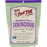 Traditional Pearl Couscous, 16 Ounce (Pack of 1)