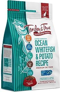 Tender & True Ocean Whitefish & Potato Recipe Cat Food