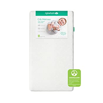 Newton 100% Washable Baby Crib Mattress and Toddler Bed