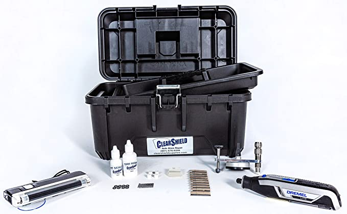 Clearshield Professional Auto Glass Repair Kit