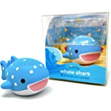 Rittle Whale Shark Cute Mini Bluetooth Animal Wireless Speaker - 3W Audio Driver Powerful Sound - with Sling for iPhone…