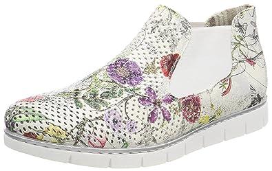 3e1616d5f2d8 Rieker Damen M1397 Chelsea Boots  Amazon.de  Schuhe   Handtaschen