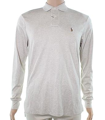 Beige Ralph Lauren Polo Shirt