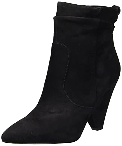 738f6798a Sam Edelman Women s Roden Ankle Boot Black Suede 5.5 ...