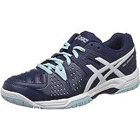 ASICS Women's Gel Dedicate 4 Indigo Tennis Shoes