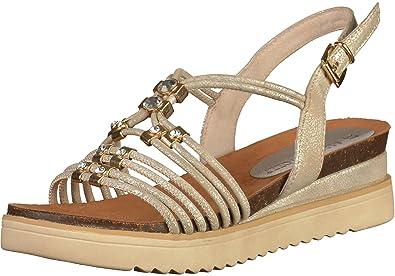 MARCO TOZZI 2-28505-28 Damen Sandalen  Amazon.de  Schuhe   Handtaschen 96d91bb6b2