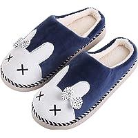 Katara - Zapatillas de Felpa de Conejo *Gran selección* Zapatillas de Animales para niños y niñas, Talla EU 34/35…