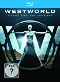 Westworld Staffel 1: Das Labyrinth - Steelbook (exklusiv bei Amazon.de) [Blu-ray] [Limited Edition]