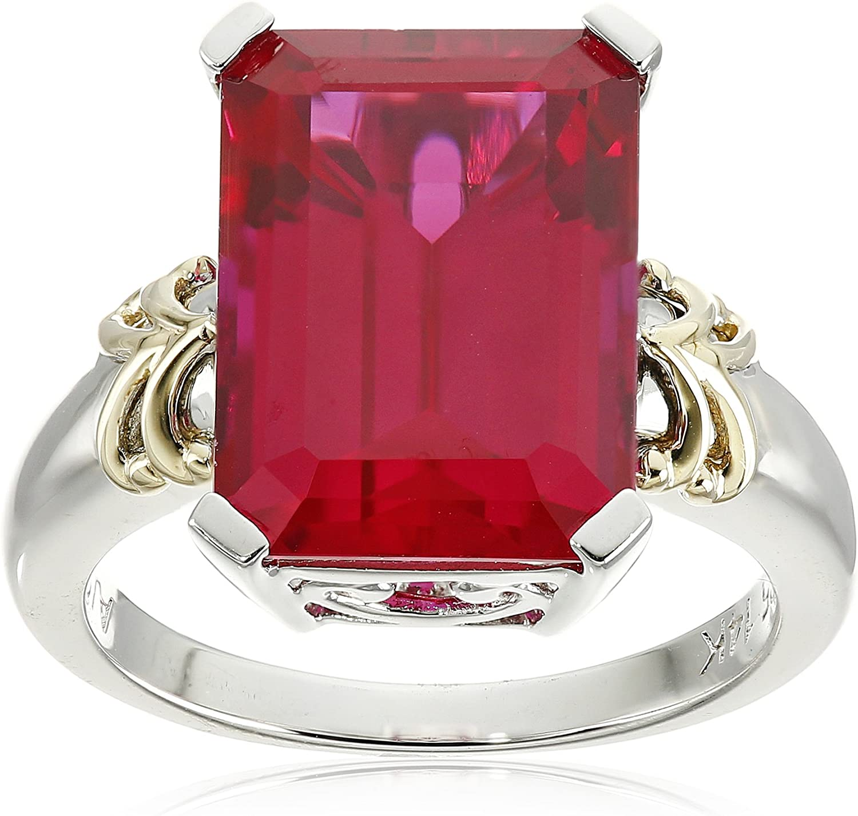 Small Heart Garnet Prong Setting Handmade 925 Sterling Silver 18 crt Gold Plated Ring,Garnet Cut Stone Ring,Natural Stone  Ring,Cut St Ring
