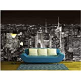 "wall26 - Self-Adhesive Wallpaper Large Wall Mural Series (66""x96"", Artwork - 14)"