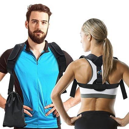 e01cdc064118a Anivya Back Brace Posture Corrector for Women Men - Adjustable Posture  Corrector