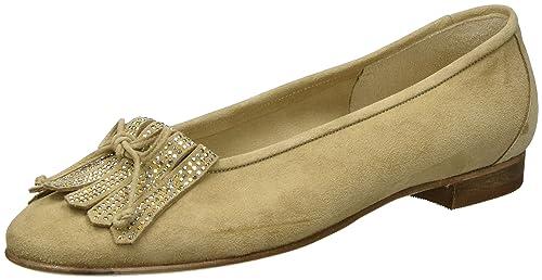 Gabriele 830207, Mocasines para Mujer, (Beige 8), 39.5 EU: Amazon.es: Zapatos y complementos
