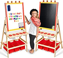 Top 9 Best Easel For Toddlers & Kids (2021 Reviews) 7