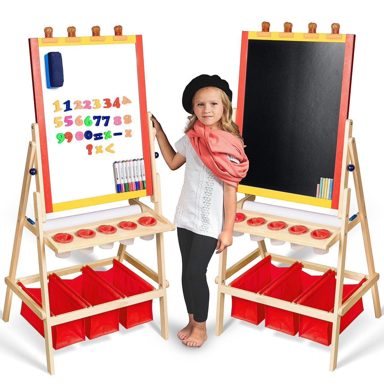 best rated in kids 39 easels helpful customer reviews. Black Bedroom Furniture Sets. Home Design Ideas