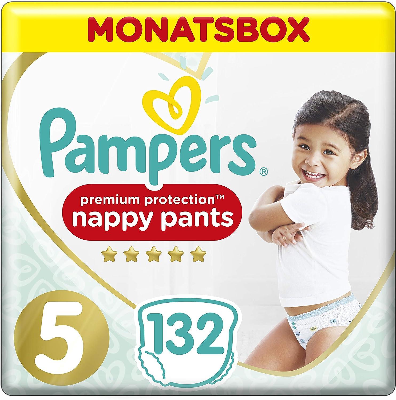 Pampers Premium Protection Pants Monatsbox 4 1 x 160 Pants 9kg-15kg Gr