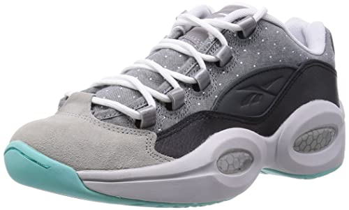 8de766f23603b3 Reebok Question Low R13 Mens Basketball Trainers   Shoes  Amazon.co ...