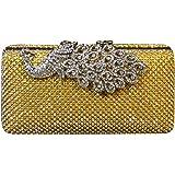 Peacock Dinner Tasche Handtasche Braut-Beutel-elegantes Set Auger Ms Mini-Handtasche-12837