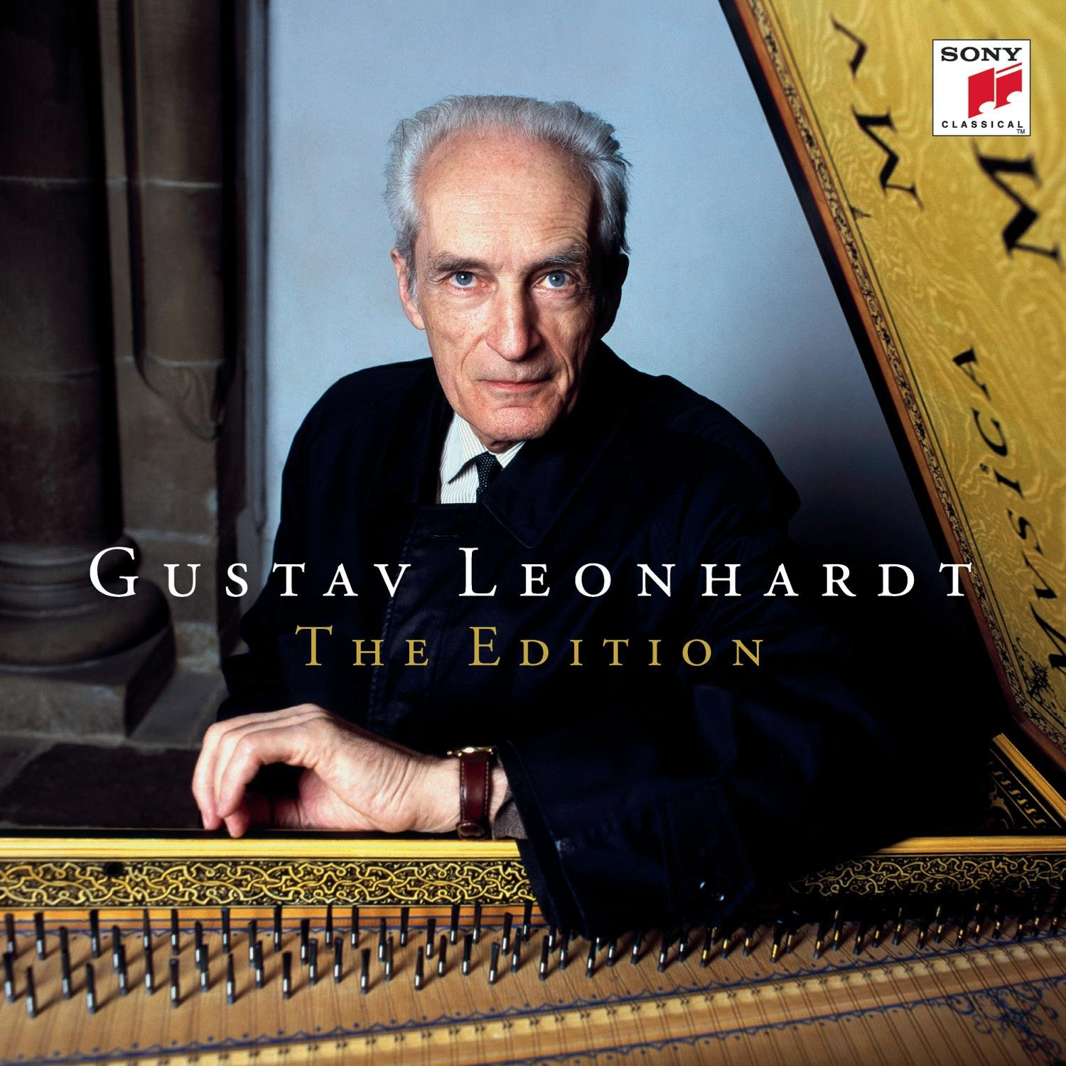 Gustav Leonhardt - The Edition by SONY CLASSICAL
