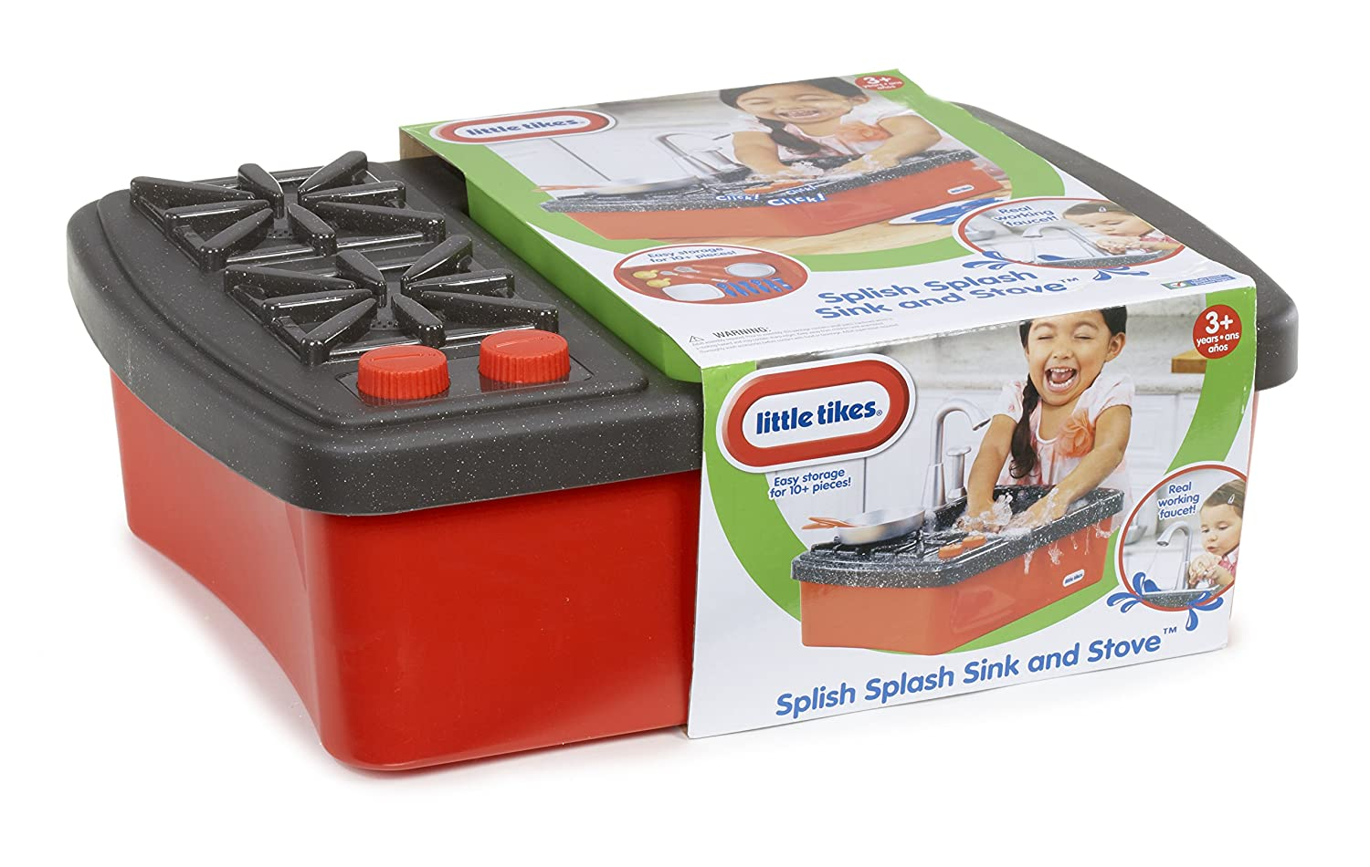 Little Tikes Splish Splash Sink and Stove: Little Tikes: Amazon.co ...