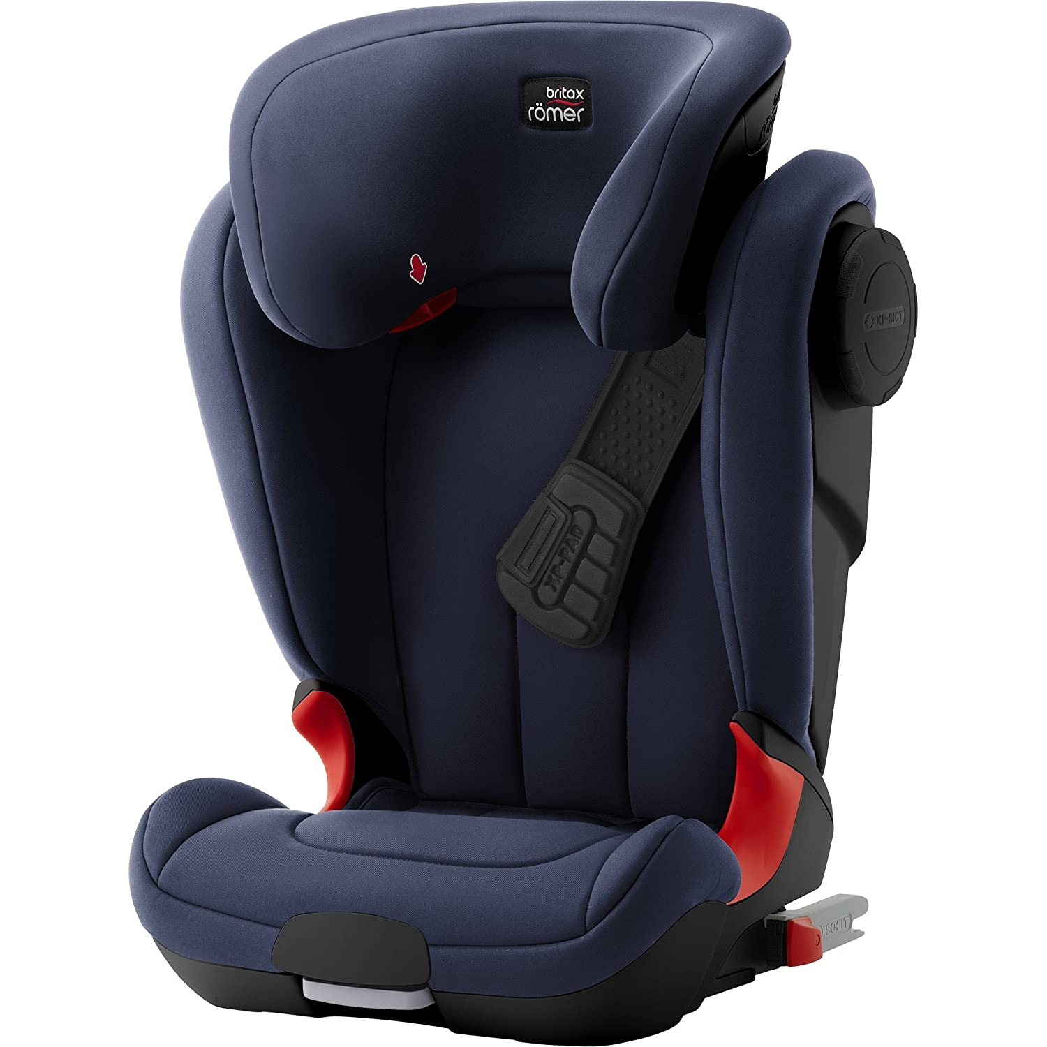 Britax Römer KIDFIX XP SICT BLACK SERIES Group 2-3 (15-36kg) Car Seat - Cosmos Black 2000027562