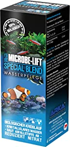 MICROBE-LIFT Special Blend for Aquarium & Fish Tank Cycling and Clean Water 16oz.