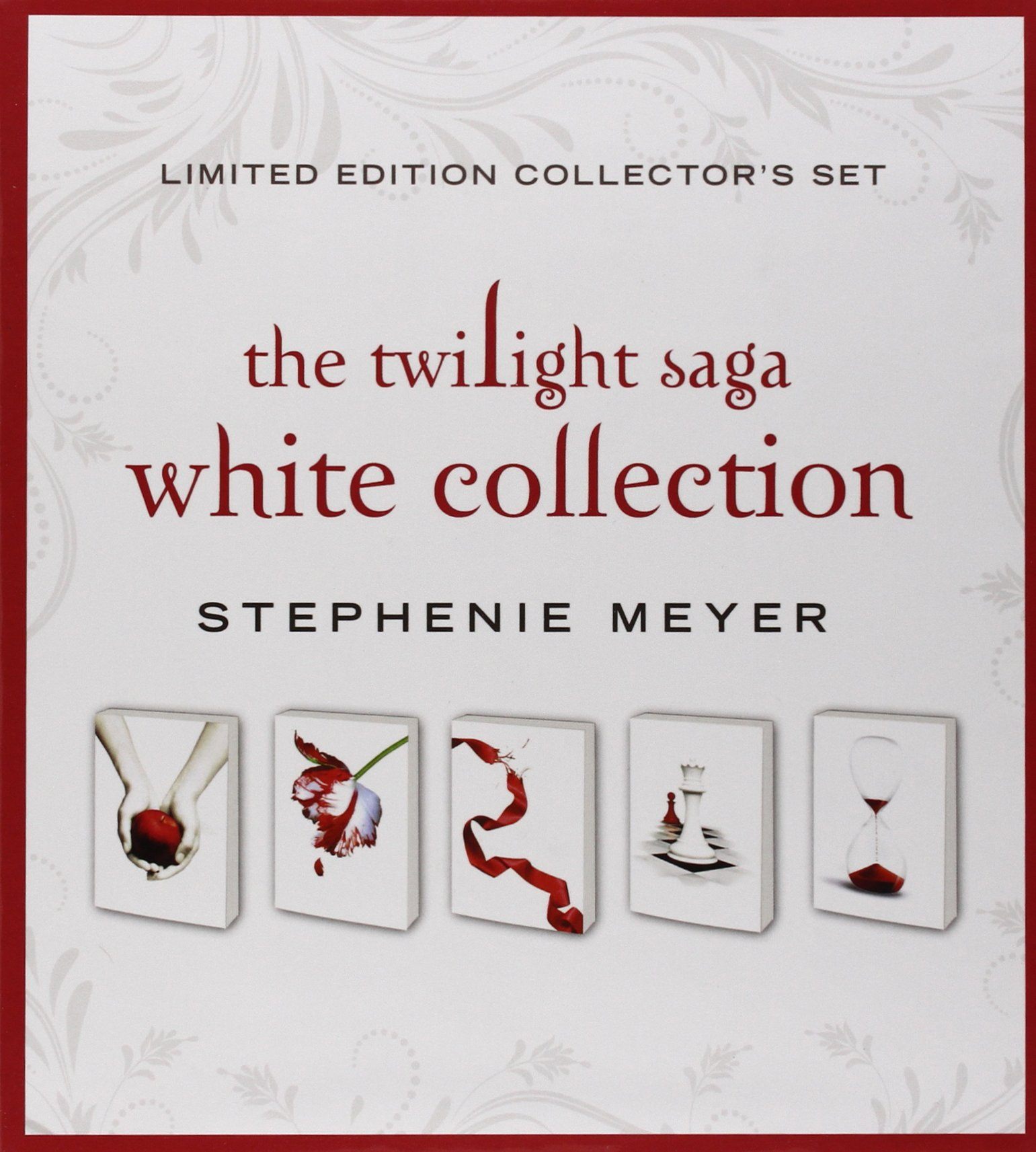 Amazon The Twilight Saga White Collection 9780316243988