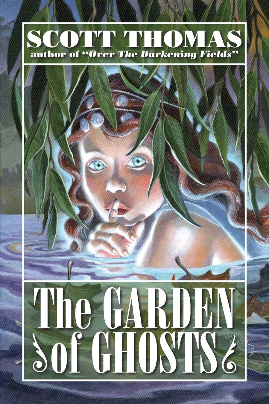 Amazon.in: Buy The Garden of Ghosts Book Online at Low Prices in India |  The Garden of Ghosts Reviews & Ratings