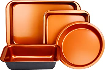 Amazon Com Bakeware Sets Home Amp Kitchen