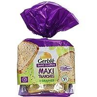 Gerblé Pain Maxi Moelleux 3 Graines sans Gluten 350 g