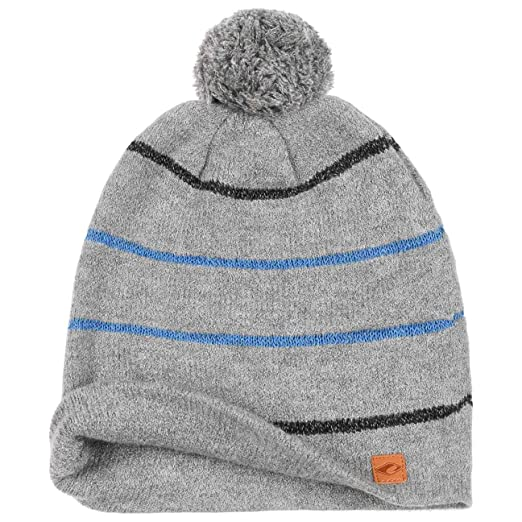 71dc1f88e429 Chillouts Bonnet Reflechissant Enfant Ciro en Tricot pour l hiver (Taille  Unique - Gris)  Amazon.fr  Vêtements et accessoires