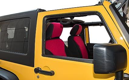 PERNICE Jeep Wrangler Seat Cover JL,JK,TJ,YJ, CJ Car