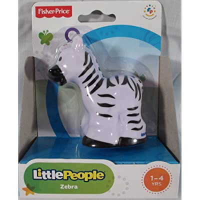 Fisher-Price Little People Zebra: Toys & Games