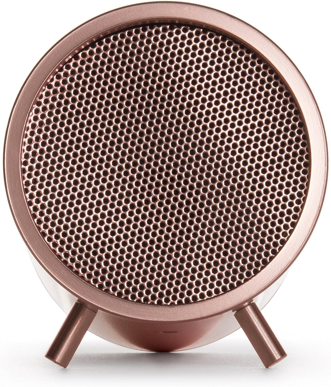 Steel LEFF Amsterdam Portable Bluetooth Tube Audio Speaker Wireless Loud