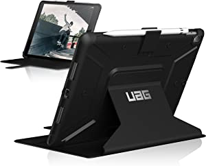 UAG Folio iPad Pro 10.5-inch/iPad Air 10.5-inch (3rd Gen, 2019) Metropolis Feather-Light Rugged [Black] Military Drop Tested iPad Case
