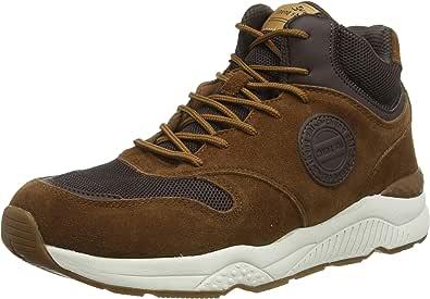 Chung Shi Duxfree Toronto, Zapatos Bajos con Cordones Hombre