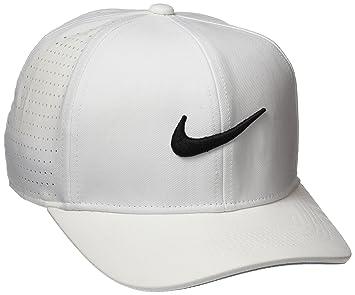 Nike Ya Classic 99, Gorra Unisex de Golf para Jóvenes, Blanco, Talla Única: Amazon.es: Deportes y aire libre