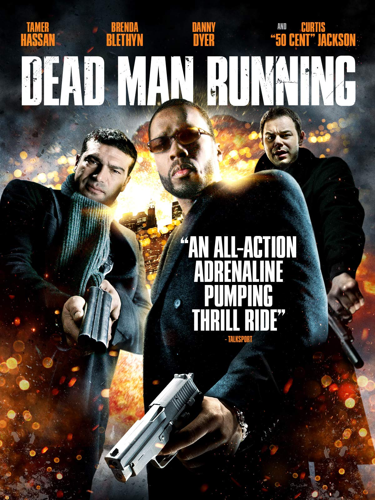 Dead Man Running on Amazon Prime Video UK