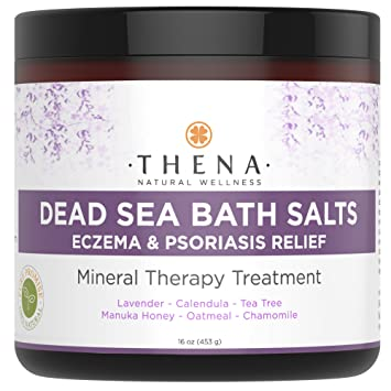 Amazon Com Organic Eczema Soak Bath Therapy For Babies Kids Adults