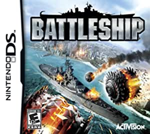 Jogo Battleship - Ds