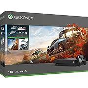 Xbox One X Forza Horizon 4/Forza Motorsport 7 同梱版