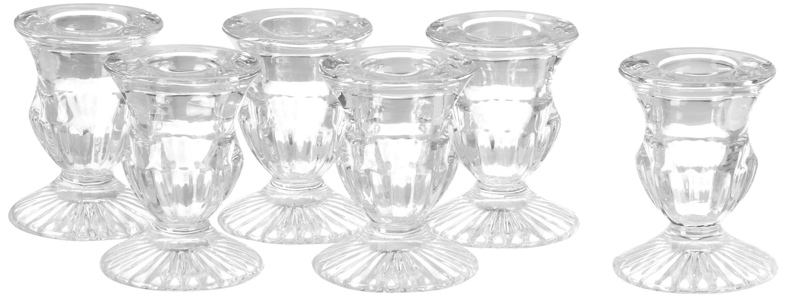 La Rochere Set Of 6 Candle Holder, Urne,