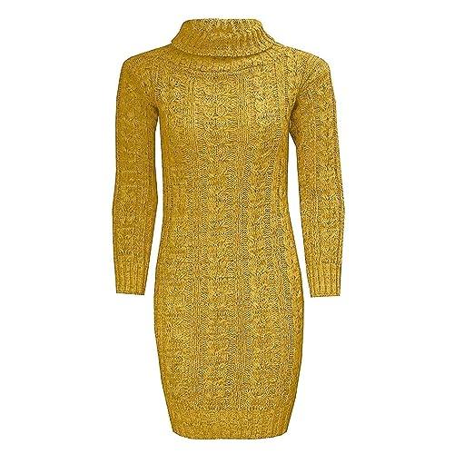 d14727764fe9 Knit Jumper Dress  Amazon.co.uk