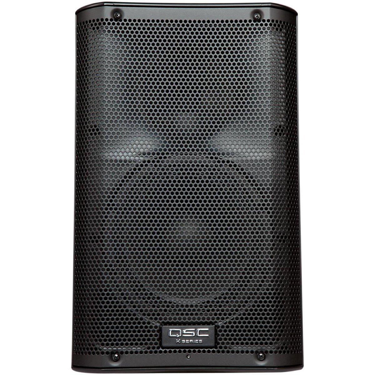 QSC K10 2-Way Powered Speaker - 1000 Watts, 1x10''