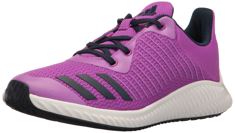 new style d3d94 14b3b Galleon - Adidas Performance Girls Fortarun K Running Shoe, Shock  PurpleCollegiate NavyWhite, 6.5 M US Big Kid