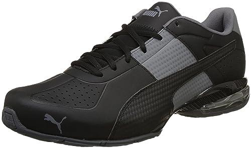 658b0ab25dd0 Puma Men s Black-Quiet Shade Sneakers-10 UK India (44.5 EU ...