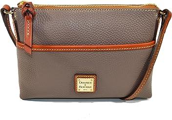 Dooney & Bourke Saffiano Leather Hobo Shoulder Bag Purse Handbag