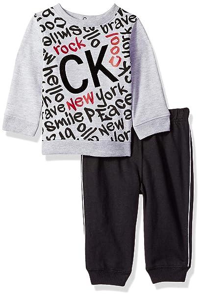 Amazon.com: Calvin Klein - Conjunto de pantalón y pantalón ...