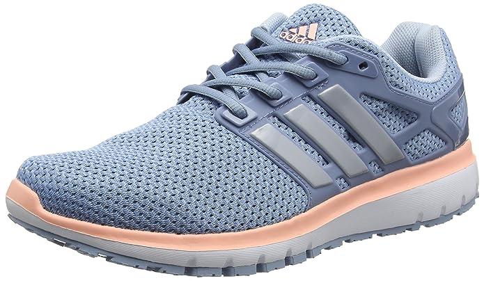 Adidas Energy Cloud WTC W, Zapatillas Para Mujer, Azul (Azusen/Plamet/Corneb), 44 2/3 EU adidas