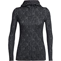 Icebreaker WMNS Away LS Zip Hood Showers