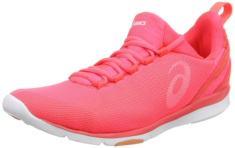 Rose (Diva rose blanc Melon) ASICS Gel-fit Sana 3, Chaussures de Fitness Femme 37.5 EU